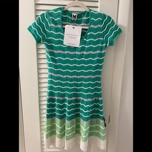 Missoni Authentic Pre-owned Zig Zag dress